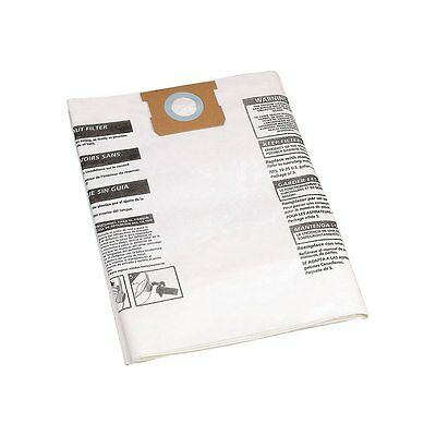 Shop-Vac 9066300, Type G, 15-22-Gallon Disposable Collection Filter Bag, 3 Bags