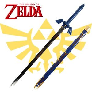 Link's Master Sword w/ Sheath - The Legend of Zelda - FREE SHIPPING!