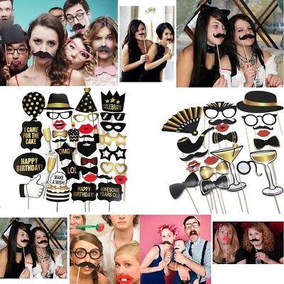 Lustig Slefie Party Requisiten Fotokabine Platine für Geburtstag Hochzeit ()