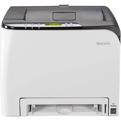Ricoh SP C250DN Wireless Color Laser Printer - 407519