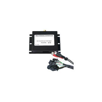 Audio Video Interface 1xAV IN RFK Mercedes CLK W208 W209 SLK R170 M ML W163 W164