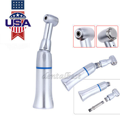 Nsk Style Dental Push Button Contra Angle Low Speed Handpiece E-type For Ex203c