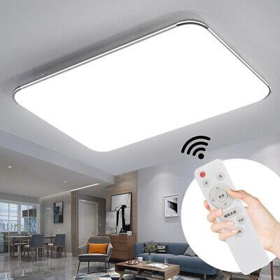 LED Deckenlampe Dimmbar 72W Deckenleuchte Küchen Wohnzimmer Lampe Badleuchte