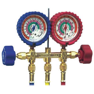 Mechanical Manifold Gauge Set2-valve 496-c