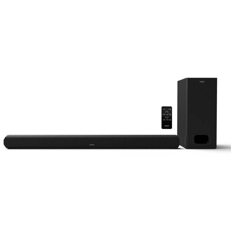 2.1 Channel Wireless Bluetooth Soundbar w/ Subwoofer, Remote HDMI Optical Input