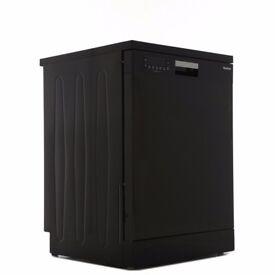 Blomberg LDFN2240B 60cm 13 Place Settings A++ Freestanding LCD Black Dishwasher