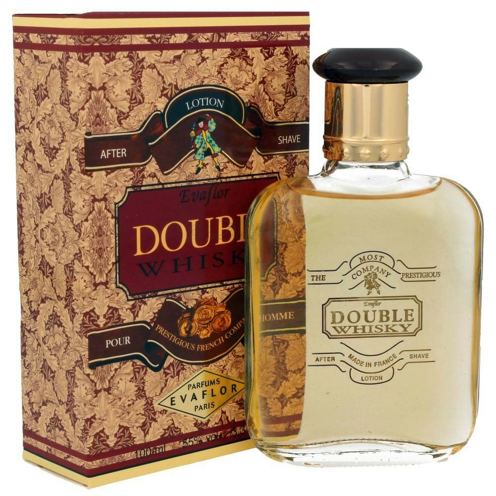 Whisky Double Whisky Lotion After Shave 100 ml