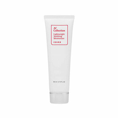 [COSRX] AC Collection Lightweight Soothing Moisturizer - 80ml / Free Gift