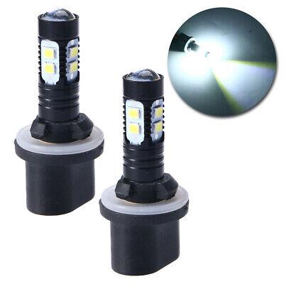 2pcs 880 890 892 893 899 50W 6000K White Led Projector Fog Light Bulbs Hot