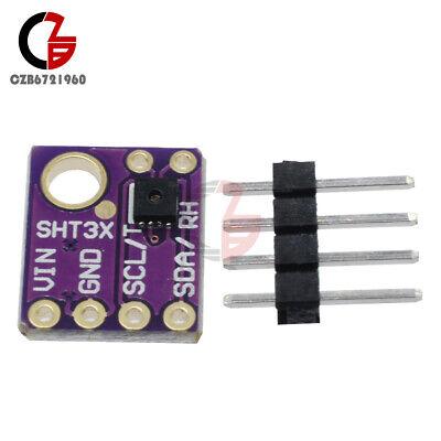 Sensiron Sht30 Sht30-d Temperature Humidity Sensor Breakout Weather For Arduino