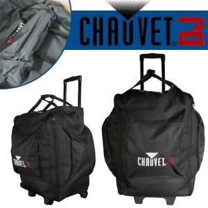 NEW Chauvet Travel Bag Large with Wheels Condtion: New, CHS-50