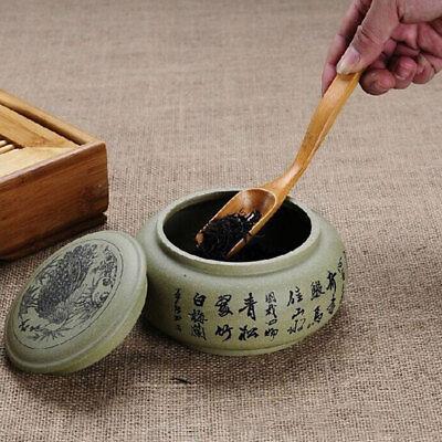 Wooden Wood Tea Spoon Green Tea Chinese Tea loose leaf Teaspoon Coffee Scoop