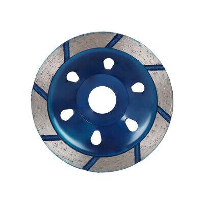 4 Diamond Segment Grinding Wheel Cup Disc Angle Grinder Concrete Granite Stone
