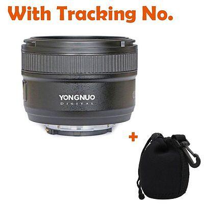YONGNUO YN50mm F1.8 AF/MF Standard Prime Lens for Nikon D7100 D5500 D810a D800