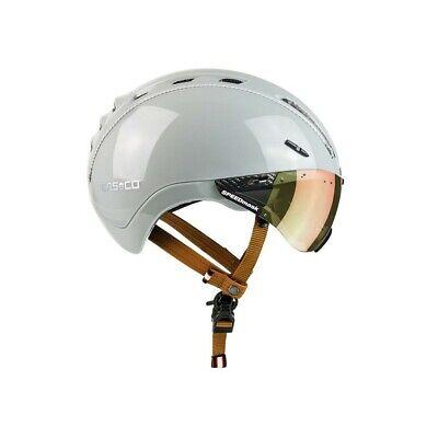 Casco - Roadster Plus con Visera - Color: Arena Brillo - Tamaño:...