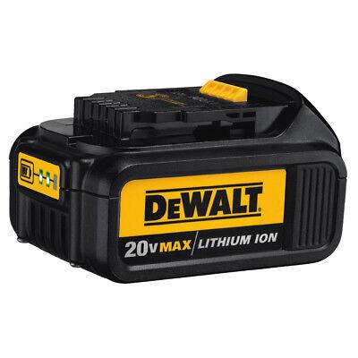 DeWalt DCB200 20V MAX 3 Ah Li-Ion Battery (1-Pc) New