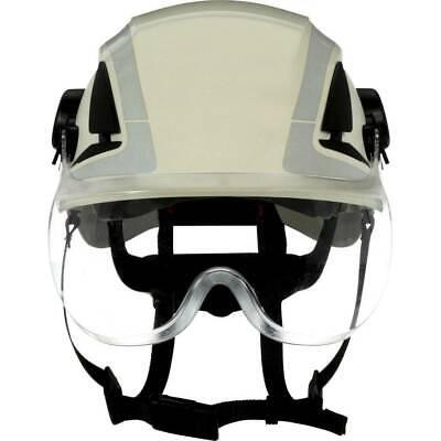 3M X5-SV01-CE Schutzvisier mit Antibeschlag-Schutz Transparent