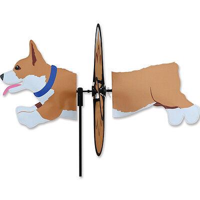 Corgi Garden Wind Spinners
