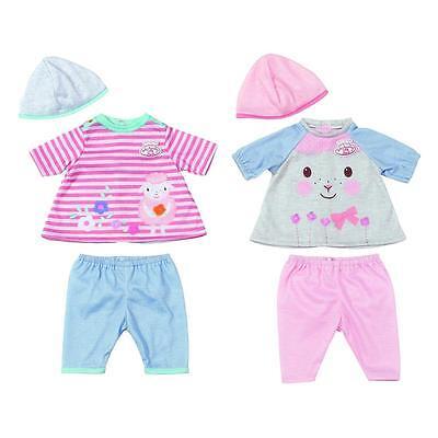 Zapf Creation 794371 - my first Baby Annabell Spieloutfit Kleidung Puppenanzug