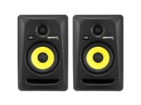 KRK Rokit RP5 G3 speakers/monitors pair in the excellent condition!