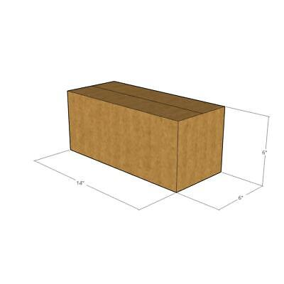20 Boxes With Size Of 14 X 6 X 6 - 32 Ect New