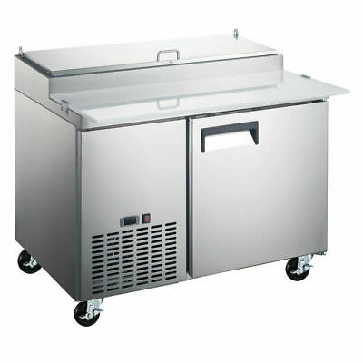 Coldline Pic1-hc 50 Refrigerated Pizza Prep Table - 6 Pans