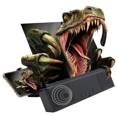 Amplificador de pantalla con dos altavoces portatil para el telefono movil Klack