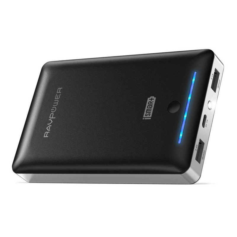 RAVPower Portable Charger, 16750mAh Phone Battery Charging,