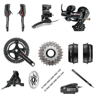 2015-18 Campagnolo Super Record 11Speed Group Groupset 6 Pieces 172.5mm Crankset