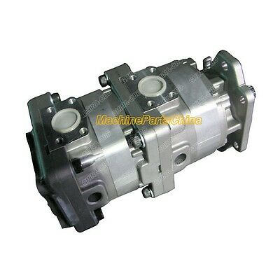 New Gear Pump Pilot Pump 705-51-30600 7055130600 for Komatsu WA380-5