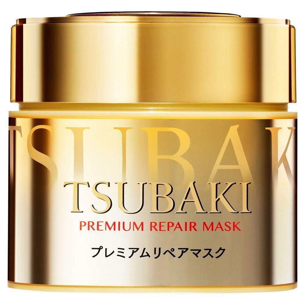 Shiseido TSUBAKI Premium Repair Mask 180g, Hair pack treatme