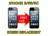 We Fix Computers & Phones Repair Centre IPHONE 5 SCREEN REPLACEMENT ONLY £45 - limited offer only