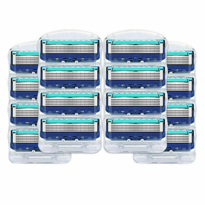 16 Pcs For Gillette FUSION Proglide POWER Replacement Razor