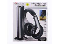 Accelerate 5-in-1 Wireless Headphones BRAND NEW