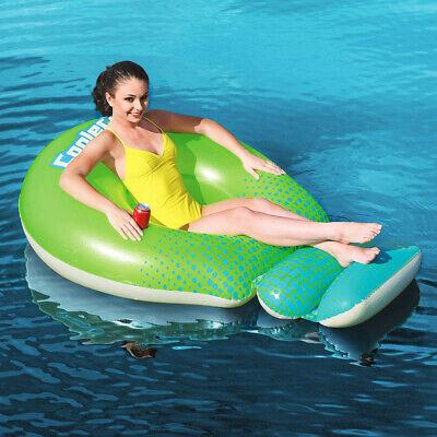 Intex Luftmatratze Schidkröte Badeinsel Luftsessel Badetier Liege Wasserliege