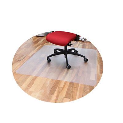 Bodenschutzmatte für Bürostuhl, transparent, 120x130 cm