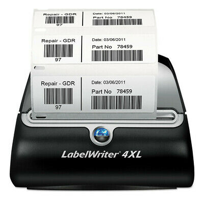 Dymo Labelwriter 4xl 4 425 Labels 53min 7 310wx7 45dx5 12h 1755120 New