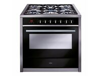 BRAND NEW - Still Boxed - Stainless Steel CDA Range Cooker for Sale.