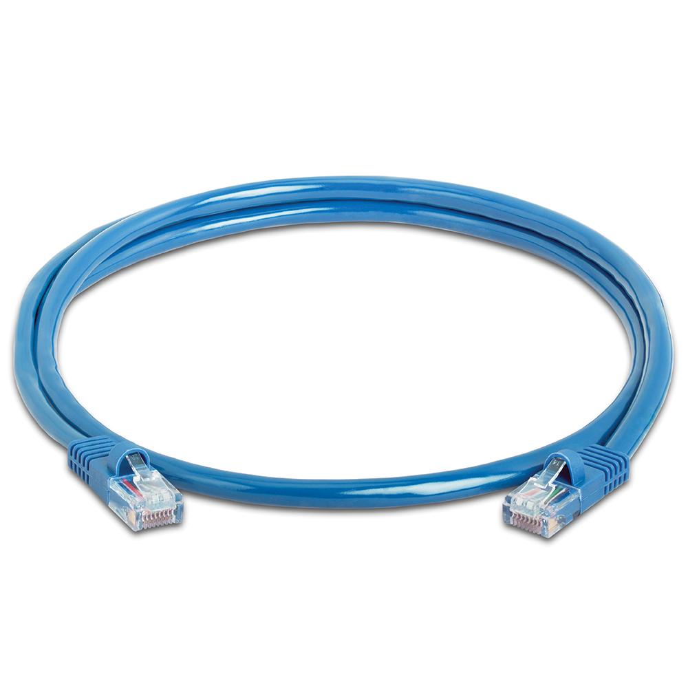 Cat6 6FT Patch Cord Cable 500mhz Ethernet Internet Network LAN RJ45 UTP Blue Computer Cables & Connectors