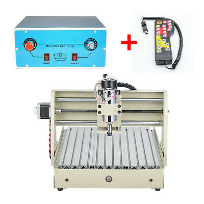 3 Axis 3040 Cnc Router Engraver Diy Carving Milling Machine Spindle Controller
