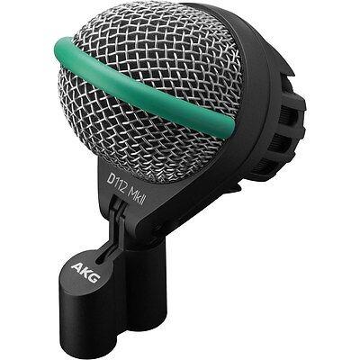 AKG D112 MKII Dynamic Professional Microphone kick drum mic 885038038207