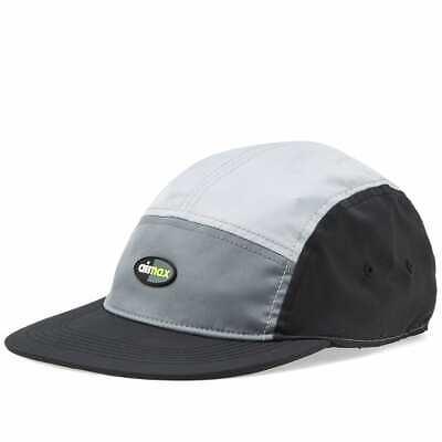 Nike AW84 Air Max 95 NEON GREEN GREY BLACK GREEDY Strapback Hat Cap Retro Men's