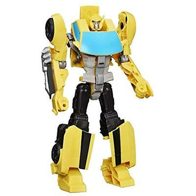 Action Figures Transformers Toys Heroic Bumblebee - Timeless