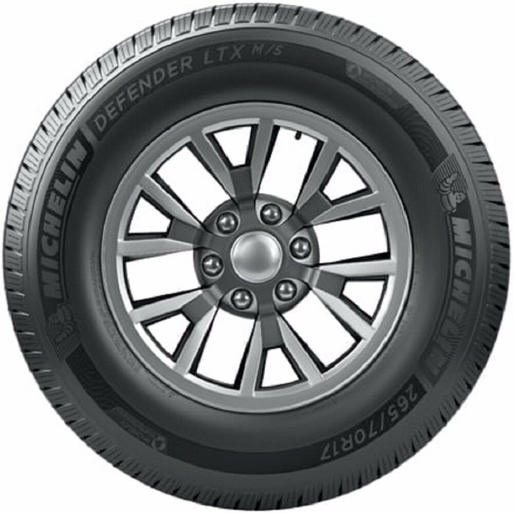 Lt265/70r17 Michelin Defender Ltx M/s Tire 121/118r 10ply- 2657017 #27162 Auctions - Buy And ...