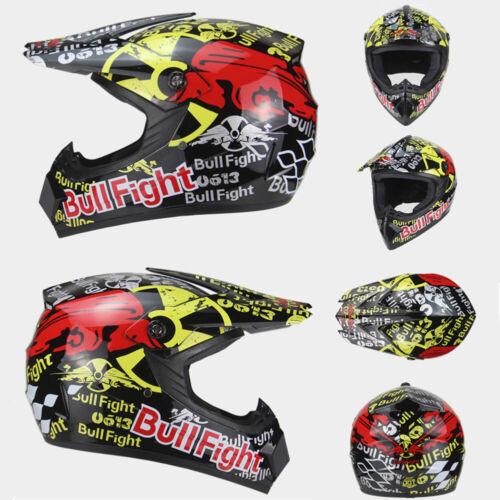 DH For Men's Motorcycle Helmet Mountain Bike Full Face Helme