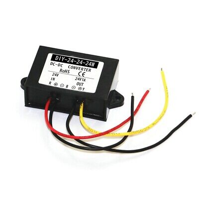18v-36v To 24v 1a Dc Converter Reducer Regulator Voltage Stabilizer Step-up Down