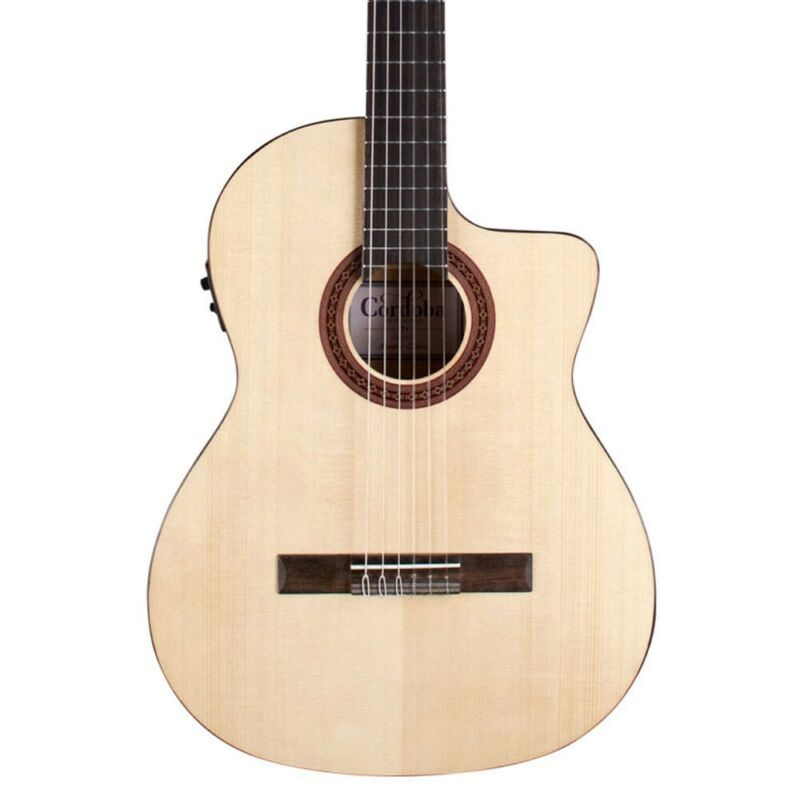 Cordoba C5CET Limited Edition Thinline Acoustic Electric Nylon String Guitar