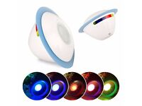 UFO 256 Colour Changing Lights Touch Sensor LED Mood Night Light Lamp for Home