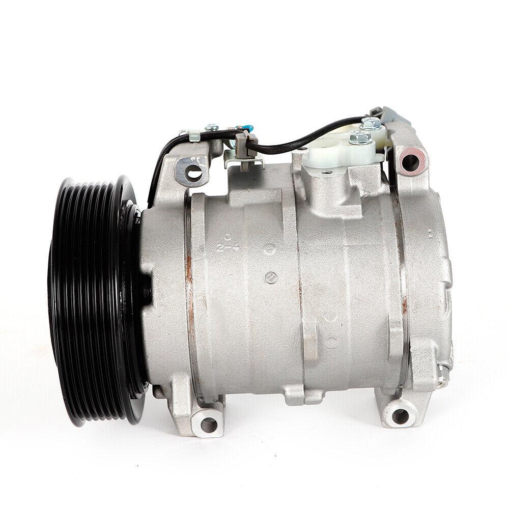 Ac Compressor  U0026 A  C Clutch Fits For 2003