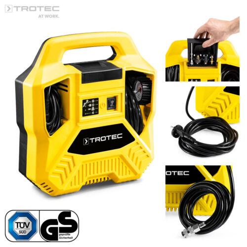 TROTEC Kompressor PCPS 10-1100   Druckluftkompressor Druckluft   Luftkompressor